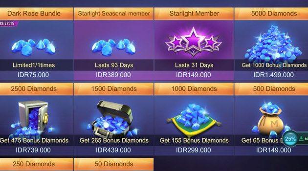 Gratis Diamond Mobile Legend Indosat: Lihat Caranya Disini