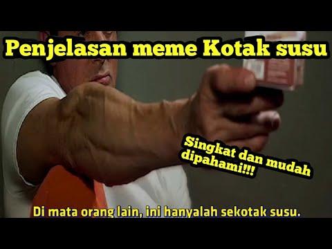 Kotak Susu Meme Yang Viral Di Media Sosial